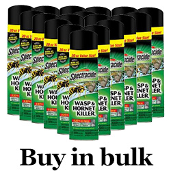 Wasp spray in bulk